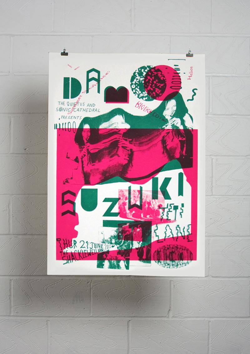 Damo Suziki / Yeti Lane