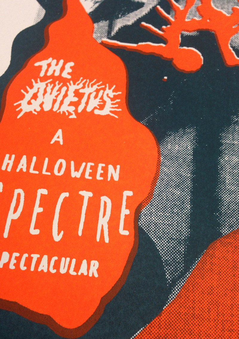 The Quietus 'A Halloween Spectre Spectacular'